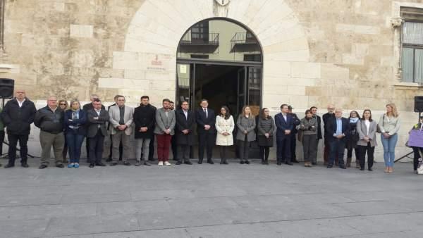 El Consell condemna l'assassinat de la jove de Vinaròs