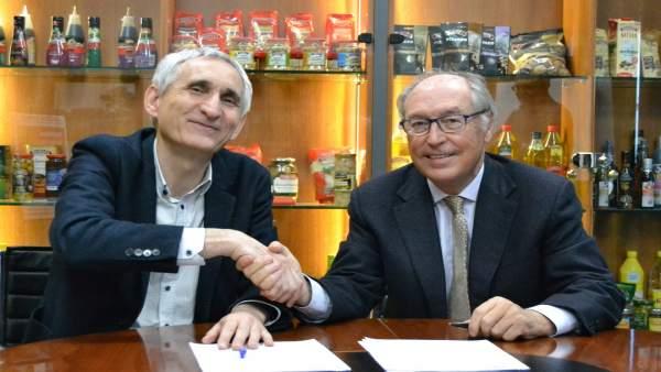 Borges y el Irta intensifican su colaboración en investigación agroalimentaria