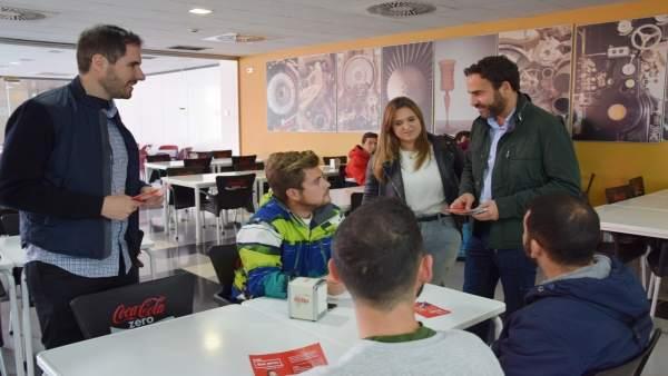 Málaga.- 26M.- PSOE propone la creación de un Parque Público de viviendas de Alq