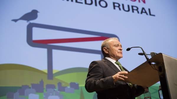 Miguel Gracia: 'El reto de la próxima legislatura en materia de despoblación va