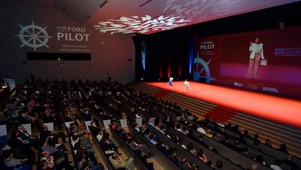 Zaragoza.- El Foro PILOT abordará el próximo 7 de mayo la gestión de la cadena d