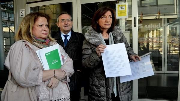 CEMSATSE dice que no acerca posturas con el Gobierno de Aragón ante la huelga sa
