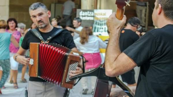 El Museo Vasco y Aiko Taldea celebran este sábado la penúltima romería del año p