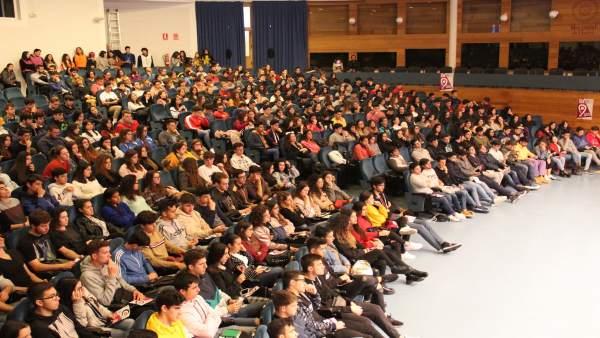 Huelva.- Comienzan las jornadas de puertas abiertas de la UHU con la participaci