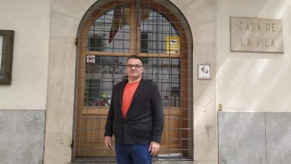 26M.- Miguel Llabrés, Candidato De Ciudadanos Al Ayuntamiento De Sencelles