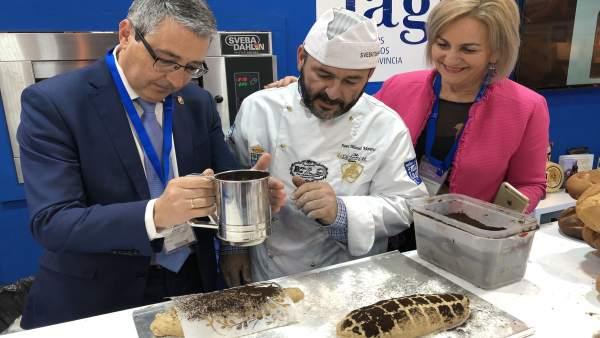 Málaga.- Sabor a Málaga amplía su presencia en el Salón de Gourmets de Madrid pa