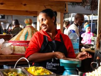 El Refugee Food Festival llega a Madrid