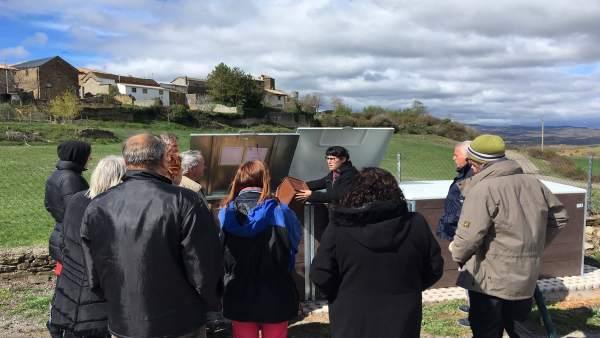 La Comarca de la Jacetania pone en marcha cuatro nuevas compostadoras comunitari