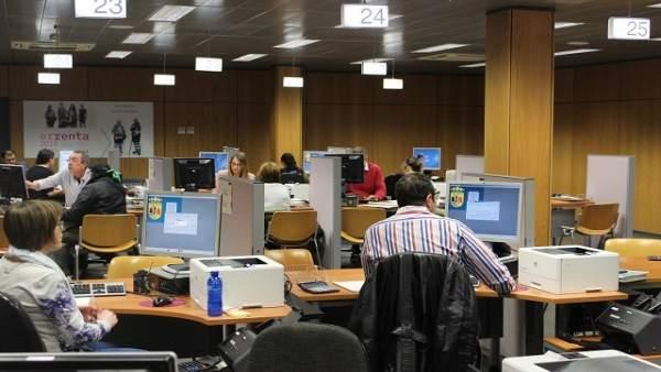 Hacienda alavesa recuperó casi 800.000 euros de contribuyentes que no realizaron