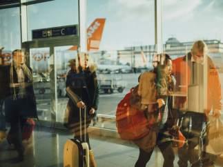 Esperas en el aeropuerto