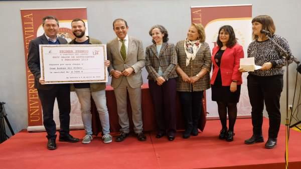Sevilla.- La US recibe a los futuros universitarios en el Salón de Estudiantes y
