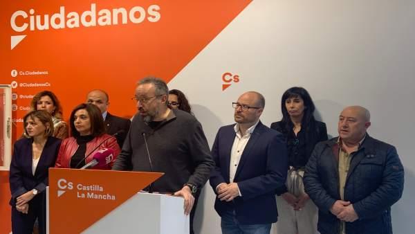 28A.- Girauta Eleva El Tono Contra Núñez Tras Llamarle 'Cunero' Y Le Acusa De 'N