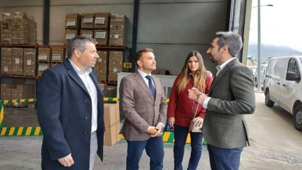 Córdoba.- 28A.- Marcial Gómez destaca que Cs se propone acabar con los residuos