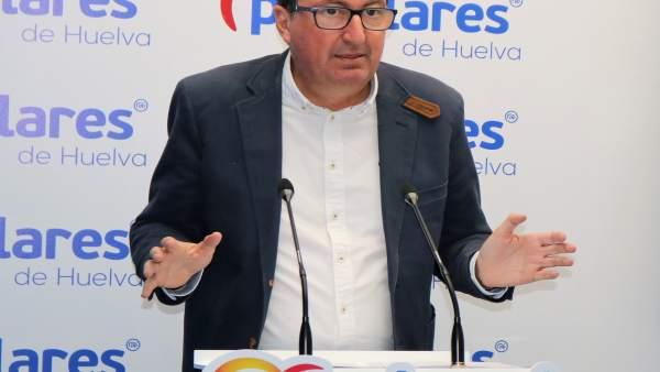 Huelva.- PP participará en el acto de apoyo a los pescadores del cerco para 'luc