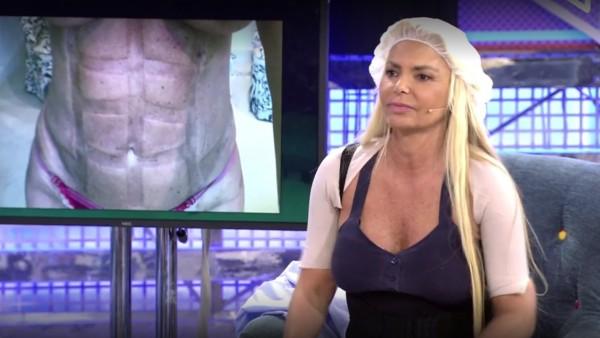 Leticia Sabater en ' Sálvame Deluxe'