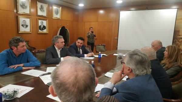Izquierdo califica de 'magnífica noticia' para Valladolid el inicio del traslado