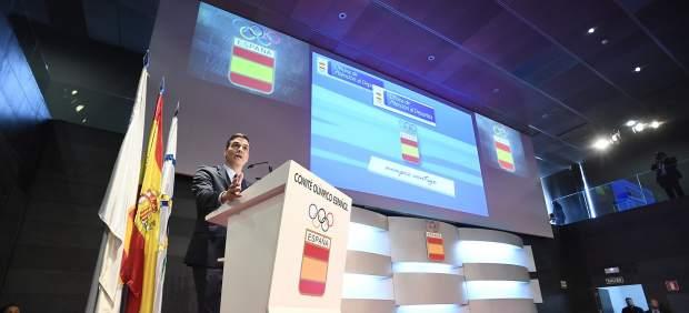 Pol. Deportiva.- Pedro Sánchez defiende una 'política de Estado' para el deporte