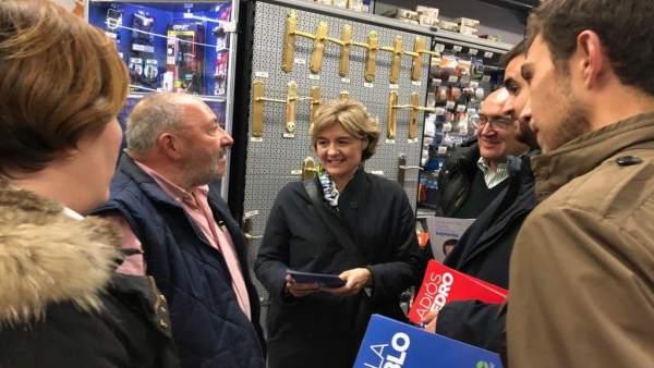 28A.-Tejerina Pide No Volver A La Situación Tras Gobiernos Del PSOE Con Comercio