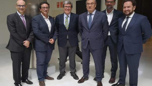 VALENCIAPORT LOS PUERTOS ESPAÑOLES CREAN UN FONDO DE 25 MILLONES DE EUROS PARA P