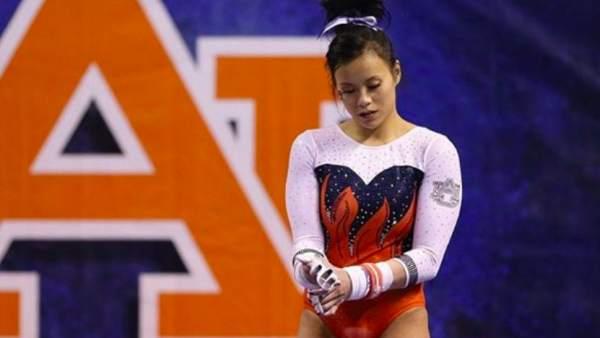La gimnasta Samantha Cerio se retira