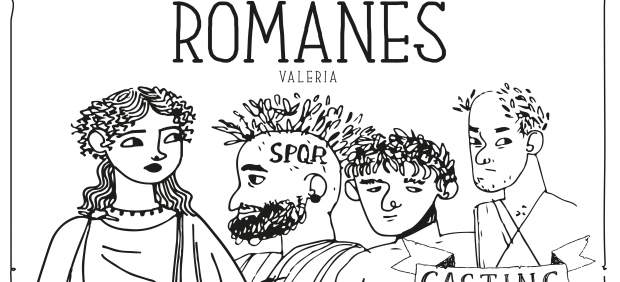 Casting de romanes