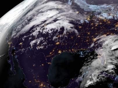 Nueva 'bomba ciclónica' prevista en EE UU
