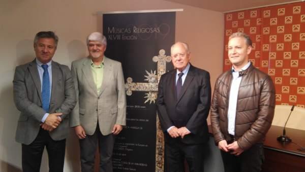 La Academia de Música Antigua abre el sábado el ciclo de Músicas Religiosas en l