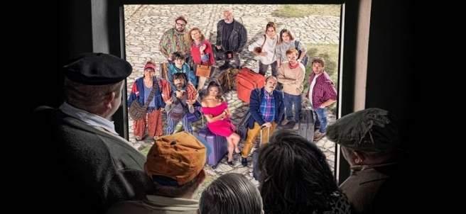 El Pueblo, nueva serie de Mediaset, llegará a Amazon el 14 de mayo