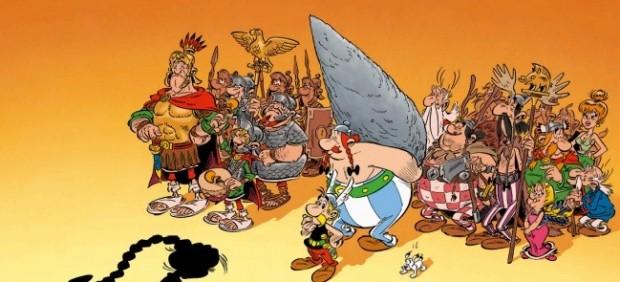El cómic 'La hija de Vercingétorix'