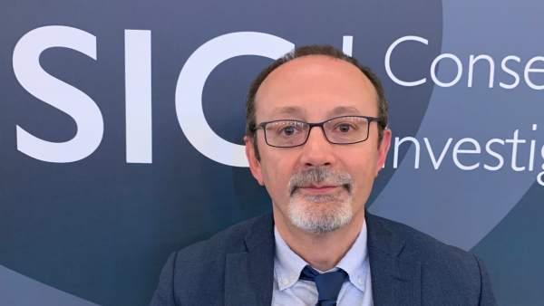 José Luis Gómez, investigador del CSIC en el Instituto de Astrofísica de Andalucía