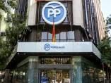 Sust.- 28-A.- Listas de las candidaturas del PP por Madrid al Congreso y al Senado