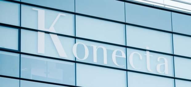 Imagen de archivo de un edificio de la empresa Konecta.