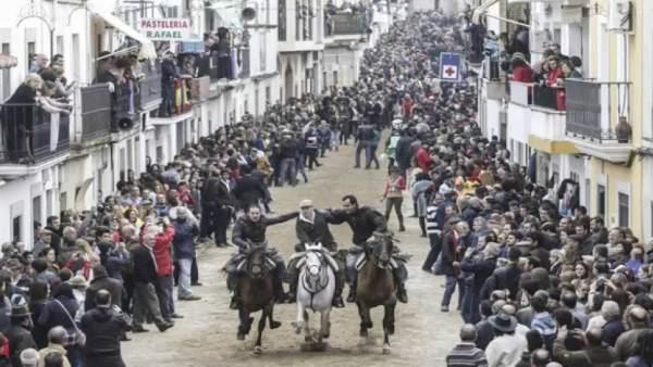 Turismo.- Arroyo de la Luz(Cáceres) espera más de 15.000 personas en las carreras del 'Día de la Luz'