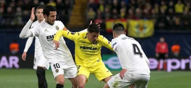 Villarreal vs. Valencia.