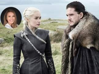 María Blanco es la voz de Daenerys Targaryen y Eduardo Bosch, de Jon Nieve.