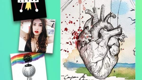 Jóvenes creadores reinterpretan clásicos de la literatura en Instagram