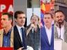 Los candidatos a las elecciones generales 2019
