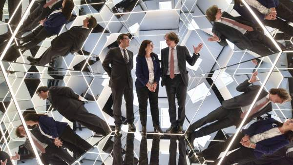 Exposición Espejos, dentro y fuera de la realidad