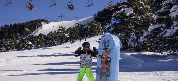 La Molina, Port Ainé y Vallter 2000 ofrecen más de 60 kilómetros esquiables