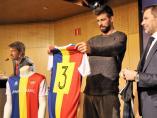 Gerard Piqué quiere que 'el himno de la Champions suene en Andorra'