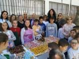 Granada.- Educación.- La Junta clausura las III Jornadas Gastronómicas Nutrición y Salud del colegio Virgen de Fátima