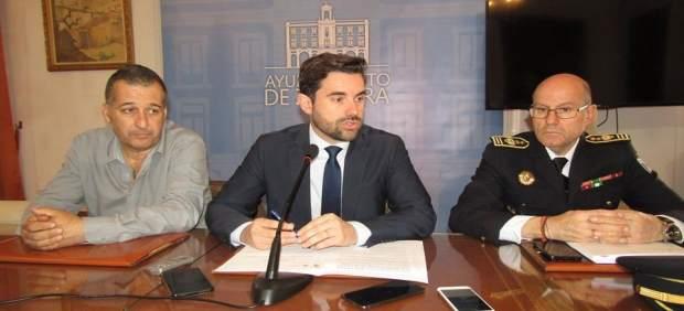 Unos 400 empleados municipales trabajarán en la organización y desarrollo de la Semana Santa de Zamora