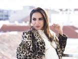 Anitta fotografiada en Madrid