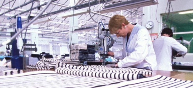 Producción textil