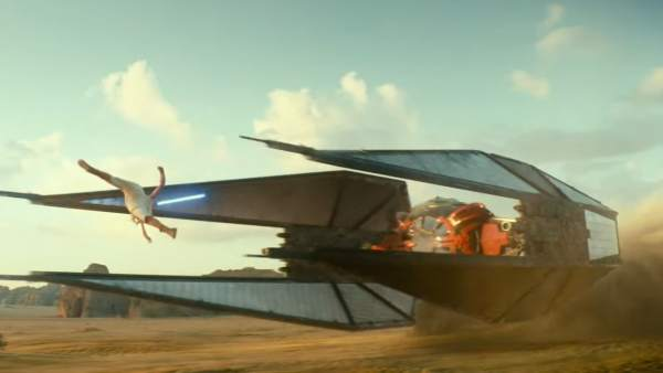 Primer tráiler de 'Star Wars: The Rise Of Skywalker'