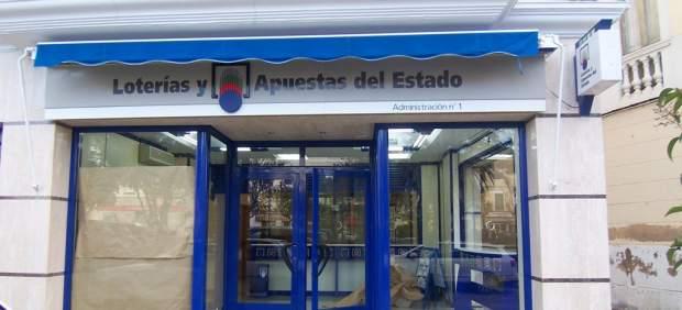 Dos boletos acertantes de la Bonoloto dejan más de 86.000 euros en Valencia de Alcántara (Cáceres)