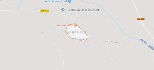 Sucesos.- Un restaurante de Palazuelos (Guadalajara) es desalojado tras incendiarse la campana extractora de la cocina