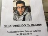 Desaparecido en Baiona