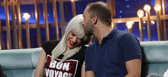 Ylenia Padilla y Antonio Tejado