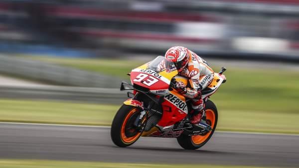 Motociclismo/GP L.Américas.- Marc Márquez: 'El COTA es una de mis pistas favoritas'